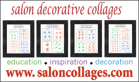 salon collages